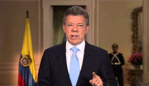Nobel Peace Prize 2016 to Colombian President